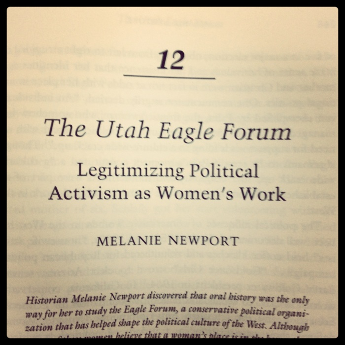 eagle forum publication