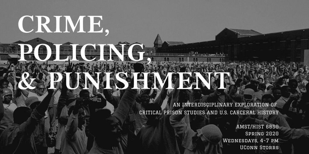 CRIME, POLICING, & PUNISHMENT (1)